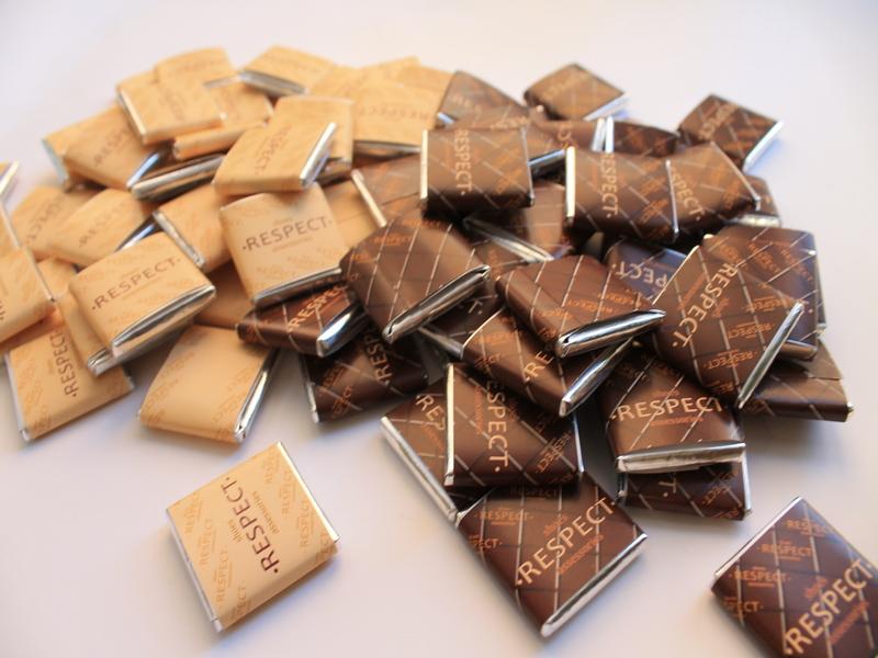 шоколад фото в обертке хорошая новость